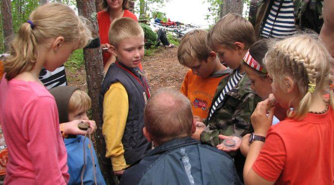 Безопасность в походе с детьми