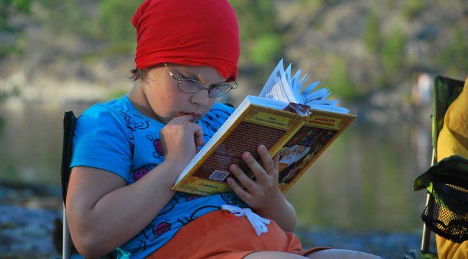 Немного о не детской литературе
