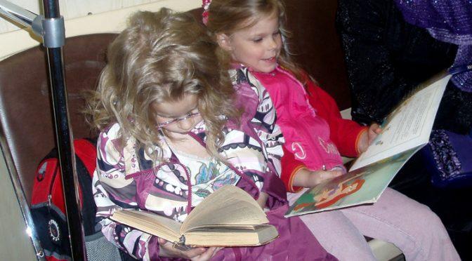 Ребёнок не читает?