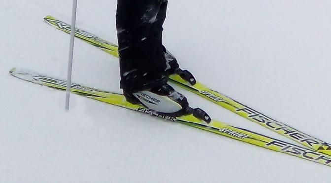 Купить беговые лыжи ребёнку
