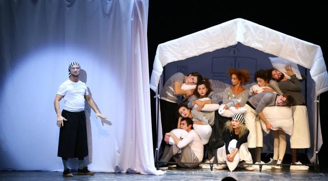 «СтихоВарение» — лучший детский спектакль Москвы в марте