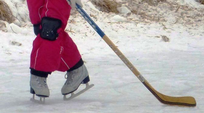 Коньки или лыжи в школе