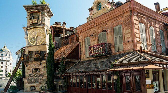 Что вы любите в Тбилиси?