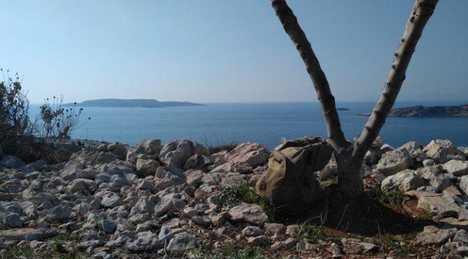 Пять дней в Афинах. Глава пятая