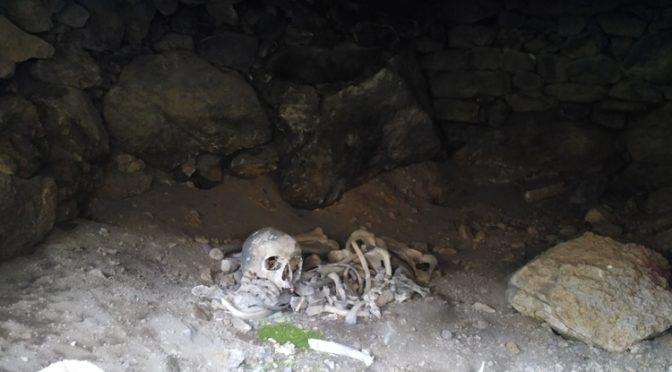 Подземный город древних