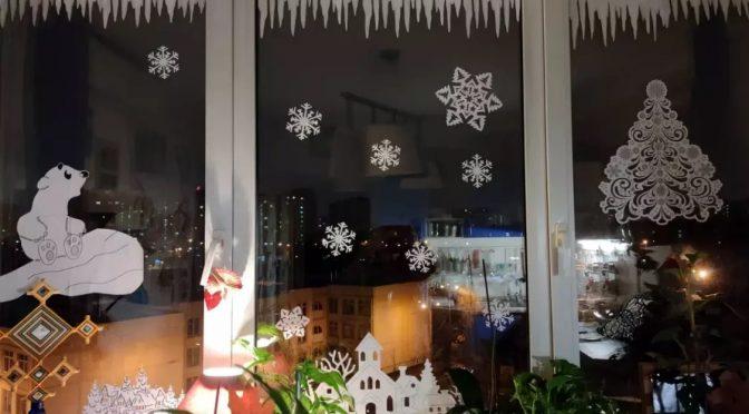 Зима-а!! Украсим дом к белому сезону